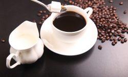 Koffie aanbieding